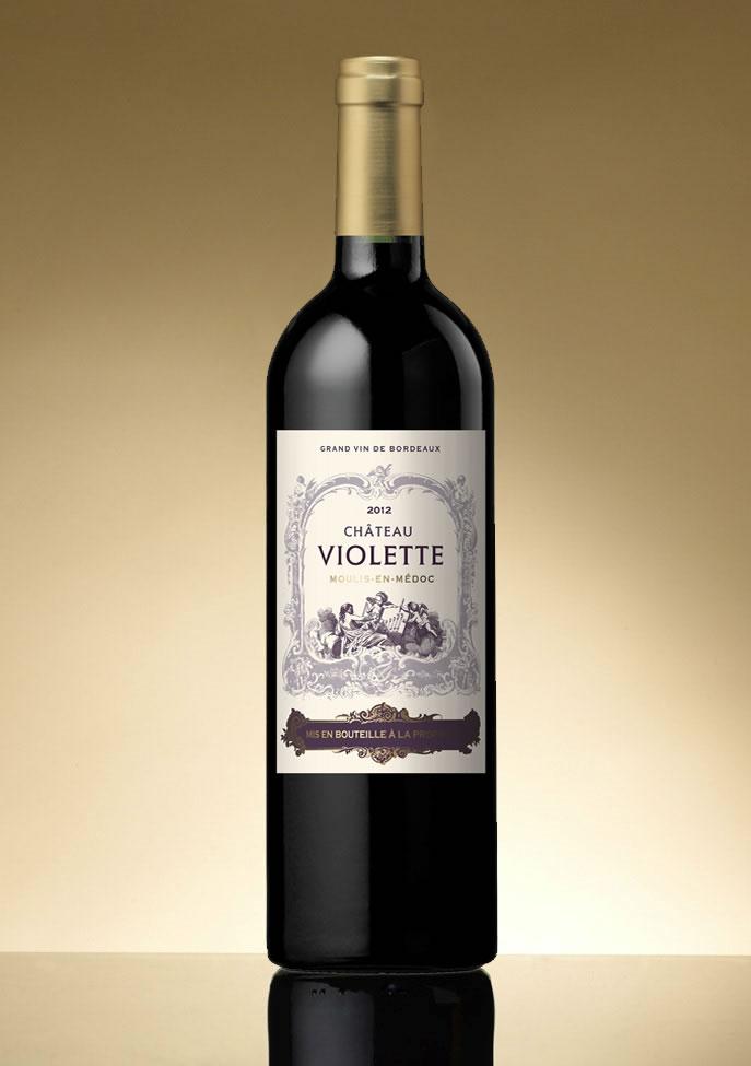 Château Violette – Medoc